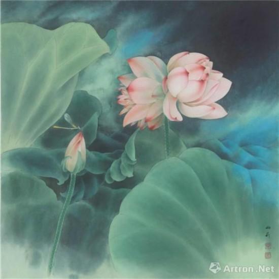 含英咀华――景丽莉中国工笔画作品展