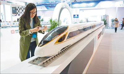 首届中国工业设计展在武汉举行