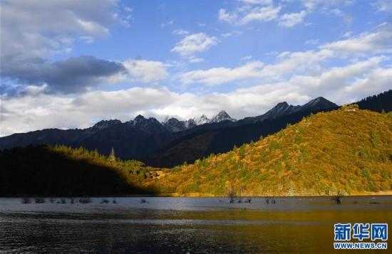 (新华视界)(2)西藏高原景色美