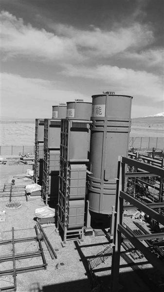 """""""常州造""""加热炉完成安装调试 助力商业化光热发电项目"""