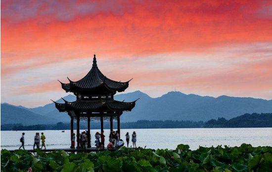 2016年西湖国际知名度排全国第三 仅次于长城故宫