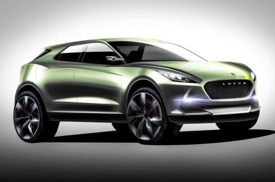 吉利欲重振路特斯品牌 计划推出SUV与跑车