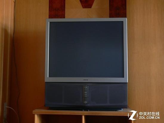 背投电视全球销量曾经达到百万级别