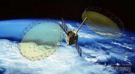 中国电信飞机上网技术曝光:将采用高通量通信卫星