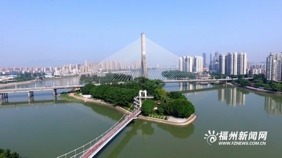 仓山:以文明创建推动城区发展