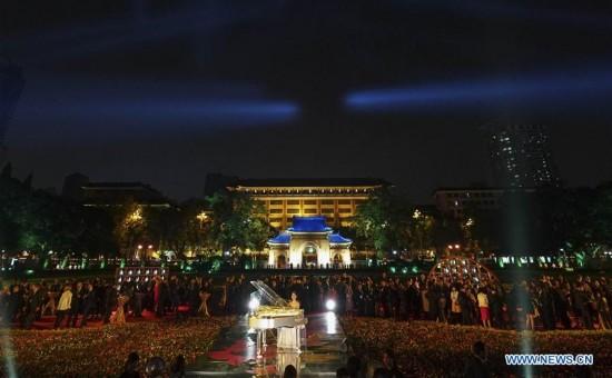 CHINA-GUANGZHOU-FORTUNE GLOBAL FORUM-GALA RECEPTION (CN)