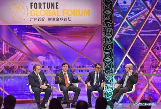 CHINA-GUANGZHOU-FORTUNE GLOBAL FORUM (CN)