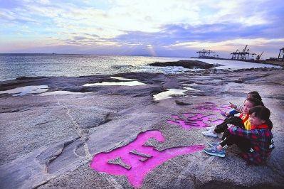 福建晋江:守护海洋环境推进生态建设