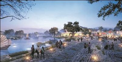 常州小黄山旅游度假区项目开工 计划投资50亿