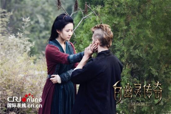 刘亦菲演花木兰 凭啥从1000名面试演员中胜出