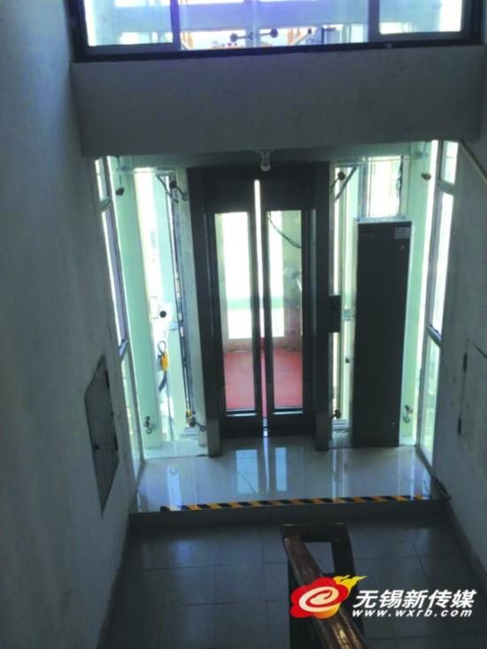 无锡首批自费加装电梯亮相 老楼装电梯难在哪?