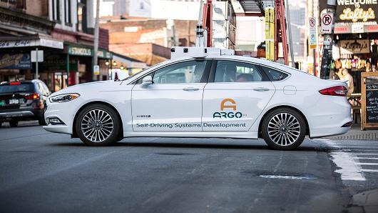 福特:相比纯电动车 混动车更适用无人驾驶
