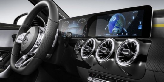 奔驰将推全新AI技术车载信息系统 新款A级试水