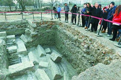 棚户区改造发现铁帽子王陵寝今年北京共保护古墓葬3000座