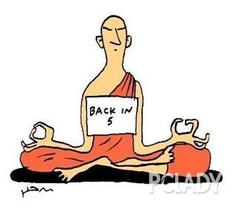 没错,我就是精致的佛系女孩了。