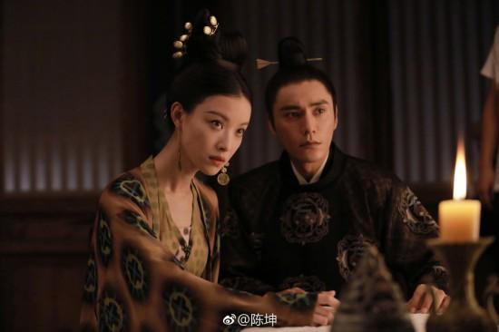 《凰权》,是一部关于长江古代的电视剧,由陈坤,倪妮,赵中国,倪大红炮打立新英军舰电视剧视频图片