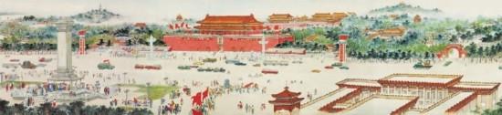 中国传统的文化脉络不能断,传统画作之魂不能丢