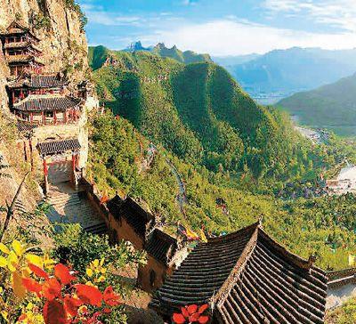 邯郸创建国家全域旅游示范区