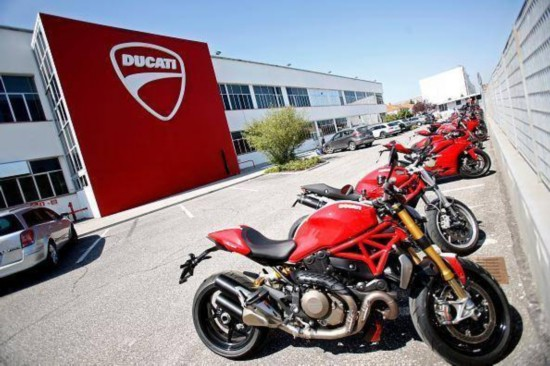 奥迪首席执行官表示放弃出售摩托车品牌杜卡迪