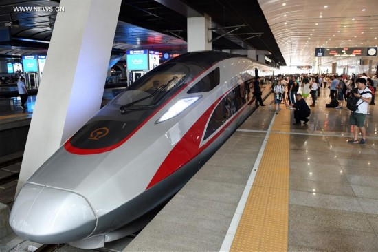 Yearender: Major Chinese high speed railways opened in 2017