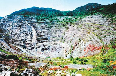 探访黄石国家矿山公园:工业伤疤变身绿洲宝地