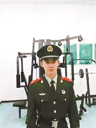 A photo of Pang Ti, the deceased son of Fang Zhiying and Pang Zhiguo [File photo: Beijing Youth Daily]