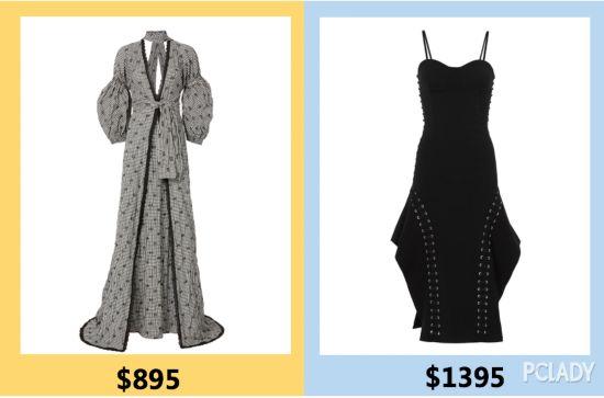 """年终派对你选这条""""赢很大""""dress吧,别人全是背景墙"""