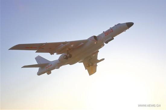 #CHINA-AIR FORCE-DRILLS (CN*)