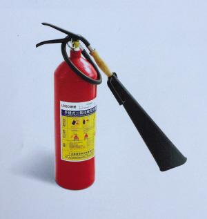 掌握灭火器的使用方法 对扑灭初起火灾至关重要