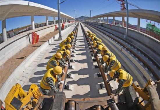 (年终报道)(8)高铁助力交通强国建设