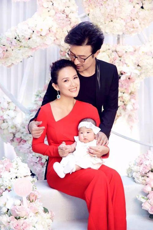 在百日宴上首曝正脸照-孙红雷女儿出生 刘烨汪峰孟非 这些硬汉男星