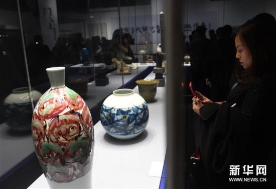 (文化)(3)第四届中国当代陶艺实验作品泉城开展