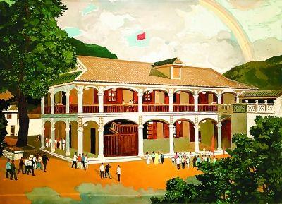 漆艺艺术展记录了中华民族的美学意识和文明指向