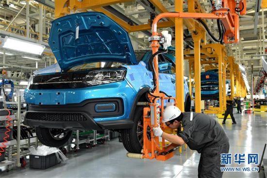 (经济)(3)腾讯三分彩历史开奖记录,福建加速发展新能源汽车产业