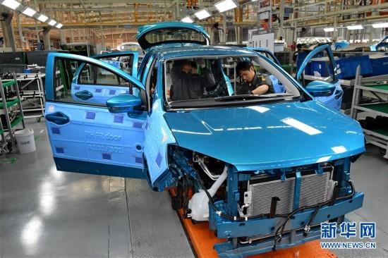 (经济)(4)福建加速发展新能源汽车产业