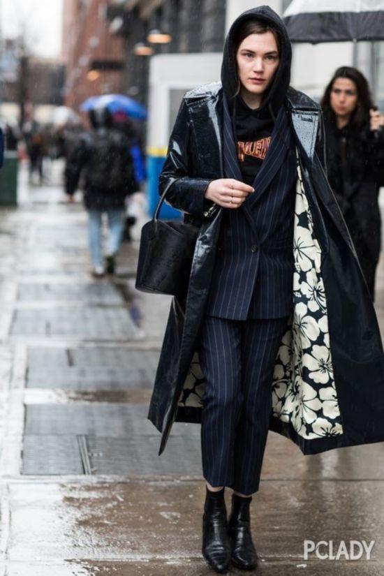 外套 外套,双重保暖 时髦翻倍
