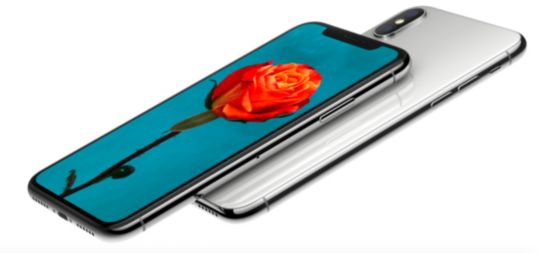 iPhone X四季销量3000万台