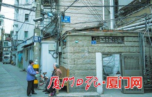 重走厦门带有动物字眼的街巷:曾经的养马场深藏巷弄中