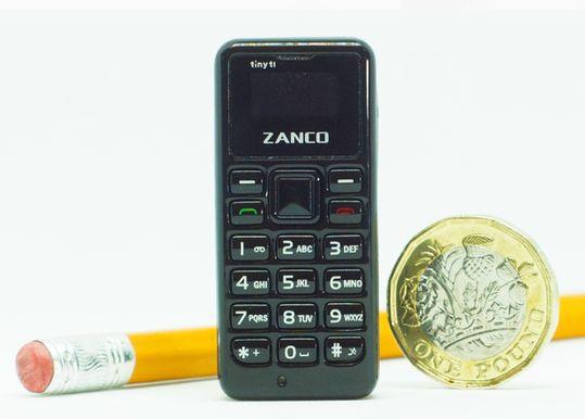反大屏反智能:这是全球最小的手机