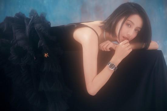 佟丽娅化身摩登女郎优雅示范复古时尚(图)--山东频道--人民网