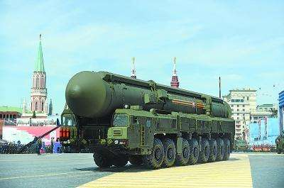 普京为未来俄军装备划重点 核力量最为优先