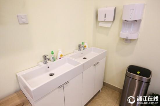马云为杭州妈妈开了一家智能母婴室