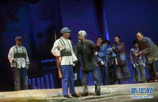 (文化)(1)中国国家话剧院庆祝组建16周年