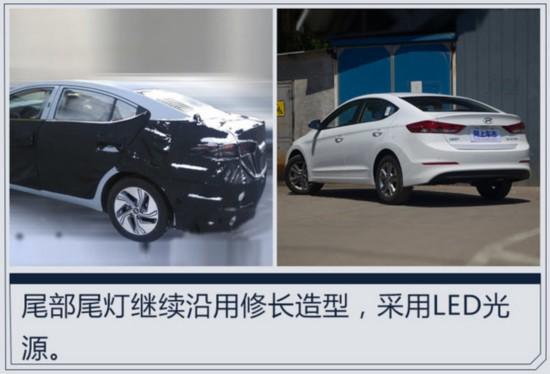 北京现代推紧凑型插混车型 续航超索纳塔插混版-图5