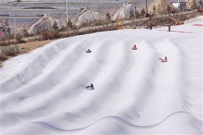 开启大美青海冰雪之旅