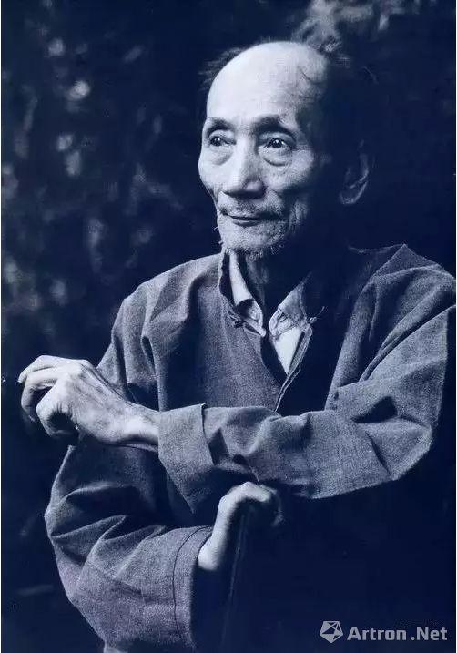 蒋兆和,被称为20世纪中国现代水墨人物画的一代宗师