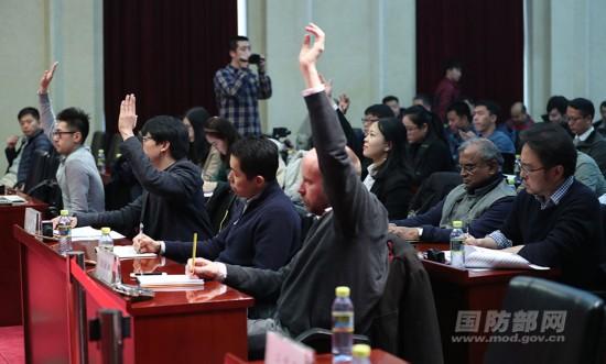 武警部队这次改革之后,中国的国防政策是否有所改变?