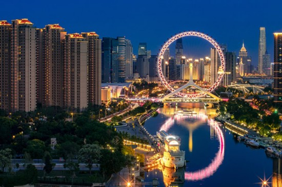 Top 10 competitive chinese cities in 2017 4 peoples daily online publicscrutiny Gallery