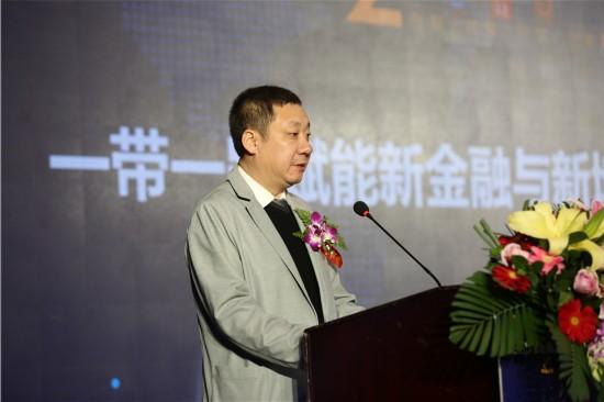 北青网董事长刘鹤发表开幕致辞