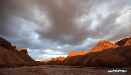 CHINA-QINGHAI-MARS VILLAGE PROJECT (CN)